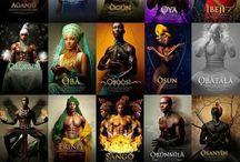 Yoruba Areshas