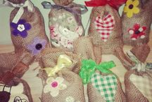 Sew Millamoo Lavander / Here you will find lavender stuffed into allsorts of fabric!