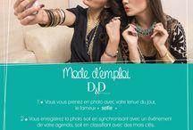 Application Dressed & Date / Découvrez la nouvelle #Application #Mode pour sauvegarder toutes vos meilleures tenues !  Pour télécharger gratuitement l'application :  APPLE STORE : https://itunes.apple.com/fr/app/dressed-and-date/id895416605?l=en&mt=8  GOOGLE PLAY : https://play.google.com/store/apps/details?id=air.fr.groupe1234.dressed