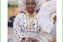 African wedding / Wedding style around Africa