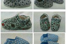 Sabatetes nadó - Zapatitos bebé