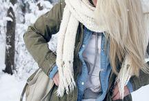 Wrap me in Winter / by Kristin Buttacavoli