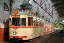 tramvaje, trolejbusy, metro, městské dráhy