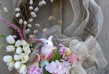Easter Decor / декор на Пасху / by Elena Kreknina