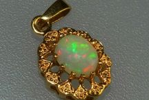 Jewelery Opal / Please Like and Pin ! Thank you