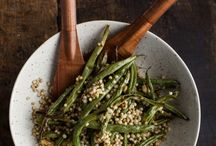 Green Bean Recipes / Recipes featuring Green Beans / by Naturally Ella