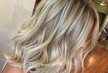 Blonde-Ash Blonde