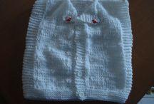 Meus Tricôs- My Knitting / Tricotar é ao mesmo tempo desafio e terapia, amo !