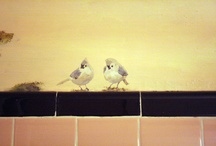 Inspiration for my Lil' Bathroom / by Karrieann