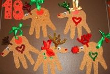 Christmas Crafts for Kids / by Melissa Allen