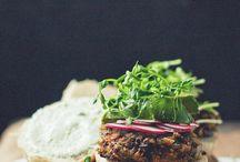 Veggie Burgers!  / Vegan and Vegetarian Burgers