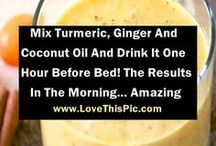 COCONUT BEDTIME DRINK