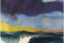 Emil Nolde - German-Danish Artist