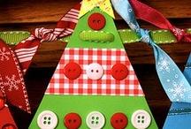 Christmas Crafting / by Jane Rueff
