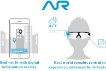 #AUGMENTEDREALITY / We understand the entrance of Augmented Reality apps and provide the best mixture of the digital world and user's environment of the real world in our development. #ar #ardesign #aridea #arapp #physicalexistence #technology