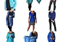 Our Color Wheel / Find Cashmere Styles in Colors like you've never seen before!