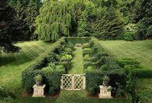 Landscape Design / Inspiration in the green.