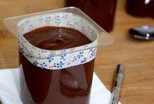 flan. chocolat maïzena