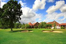 UK Golf Hotel & Spa / UK hotels with golf and spa