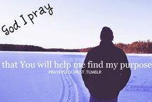 God, I pray...♥ / by Mary Kristin Phillips