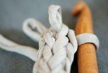 Trenza a crochet