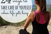 Self-Care / Ideas and inspiration to make self-care a priority.