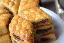 Gâteau arabe