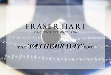 The 'Fathers Day' Edit / Celebrating the men in our lives with timeless jewels, treasured moments and trusted service.