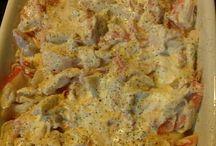 Crabmeat meals
