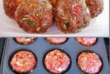 chiftelute cupcake