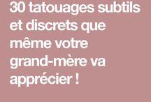 Idées Tattoo