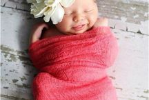 a newborn shoot / by Katy Joy