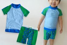 Sewing - Kids swimsuits