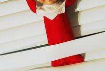 Buddysnowflake elf on our shelf
