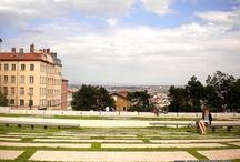 Vues de Lyon depuis la Croix-Rousse