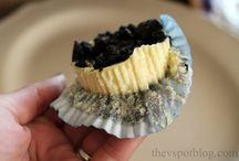Oreo mini cheese cake