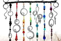 Bead Hangings