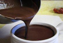 Ciocolata Belgiana Calda / Fulgi de ciocolata Belgiana pentru ciocolata calda