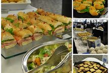 Kroc Catering-Buffets / The Kroc Catering offers a multitude of menu options from casual or formal, large or small, simple or detailed.