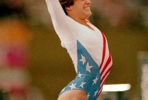 Gymnastics / I love watching them at the Olympics.... / by Terry Fourtner