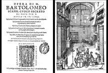 Opera de M. Bartolomeo Scappi (Manuscript)