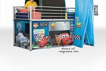 Barnerommet Innredning - Tips / Legg til litt moro til barnerommet ditt med våre kule dekor ideer!