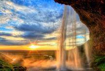 la magia delle montagne <3 <3 / immagini di fantastici paesaggi inventati o veri