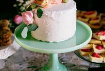 Wedding Cakes & Sweet Things