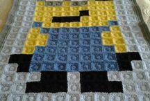 Minion crochet