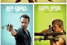 Walkers / Sorry everybody.  I don't have AMC so I won't be adding much of the season 5 stuff. / by Fabulosity is-a-me
