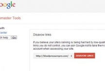 Google Introduce Disavow Backlinks Tool for SEO