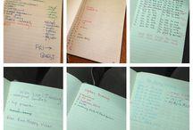Productivity: Bullet Journal / by Sebastiene