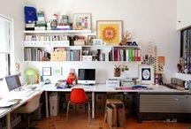 Workspace / by Nina Weinreich