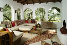 mexican style homes / Mexican